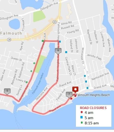 Falmouth Police - Falmouth Road Race