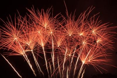 Falmouth, MA fireworks Cape Cod